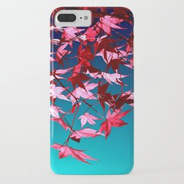 red tree II iPhone Case