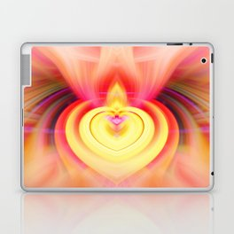 Valentine Heart Laptop & iPad Skin