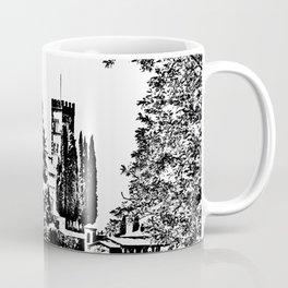Duomo of Barga Coffee Mug