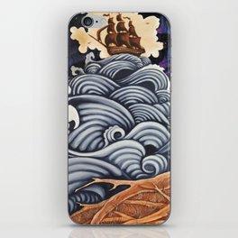Starboard iPhone Skin