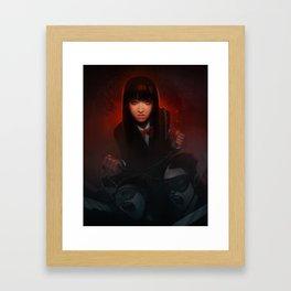 GoGo Framed Art Print