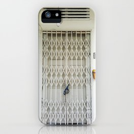 GATE- Singapore HDB flats iPhone Case