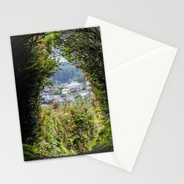 Traveling Through To A Magical Land Stationery Cards