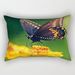 American Swallowtail Rectangular Pillow
