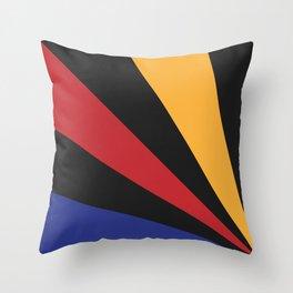 IX Throw Pillow
