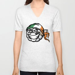 Football - Ireland Unisex V-Neck