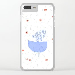 Thoughtlost Clear iPhone Case