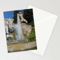 Tivoli Fountain Stationery Cards