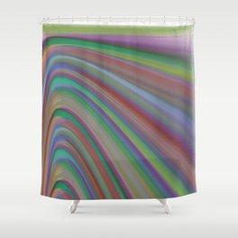 Artificial Noise Shower Curtain
