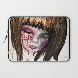 Scarred Child Halo Laptop Sleeve