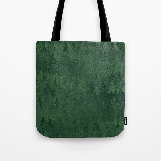 TREE L/NE Tote Bag
