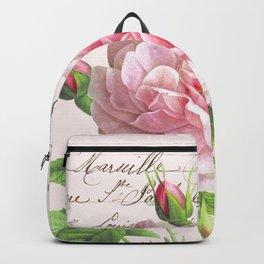 Paris Rose Backpack