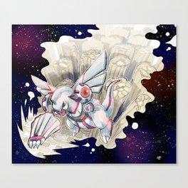 Palkia used Spacial Rend Canvas Print
