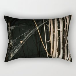 Arachnophobia Rectangular Pillow