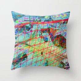 20180102 Throw Pillow