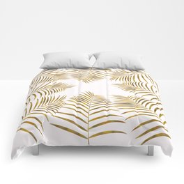 Sunny Days in the Tropical Forest Comforters