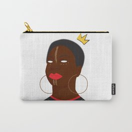 Queen Simone Carry-All Pouch