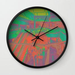Shopscape 2052 Wall Clock