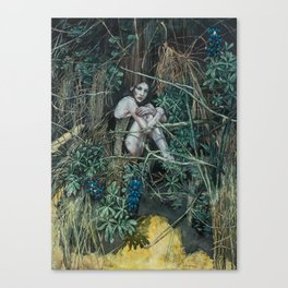 Anima Shakti Canvas Print