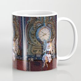 Keeper of Time Coffee Mug