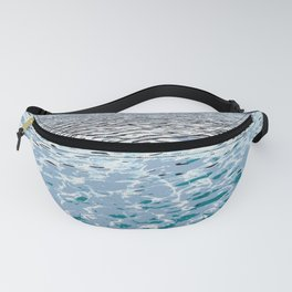 Sea Patterns 1 Fanny Pack