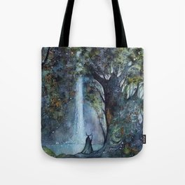 The Forest King Tote Bag