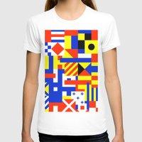 sail T-shirts featuring Sail by Jan Luzar