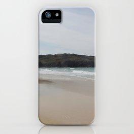 Beach 2 Lewis and Harris 1 iPhone Case
