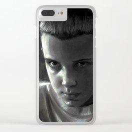 El Clear iPhone Case