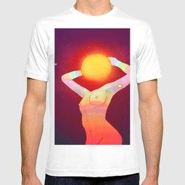 Sun Head T-shirt
