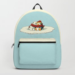 Penguin snowfriends Backpack