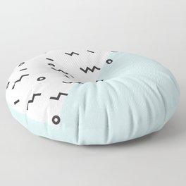 Agua dulce Floor Pillow