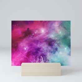 Universe 01 Mini Art Print