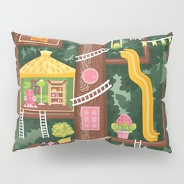 House on the Tree Pillow Sham