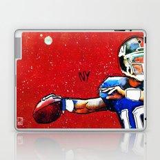 NY Giants' Eli Manning Laptop & iPad Skin