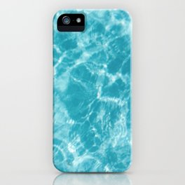 Pool Side iPhone Case