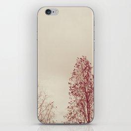 Exhale. iPhone Skin