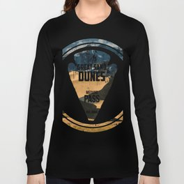 Great Sand Dunes Long Sleeve T-shirt