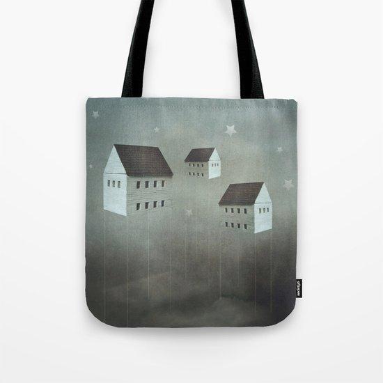 the architecture of dreams Tote Bag