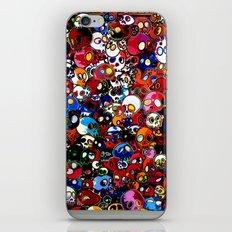Takashi Murakami - There Are Little People Inside Me iPhone Skin