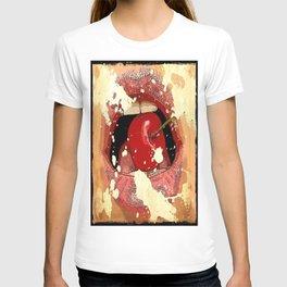 Red Cherry Lips T-shirt