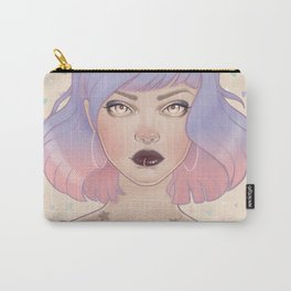 Cat Paw Tattoo Carry-All Pouch