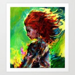 aloy Art Print