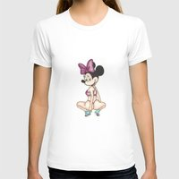 minaj T-shirts featuring Minnie Minaj by J. Neto