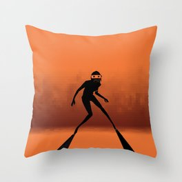 OFF UNKNOWN Throw Pillow