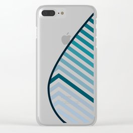 Drop from Ursula sea Clear iPhone Case