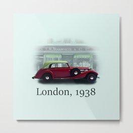 London 1938 Metal Print