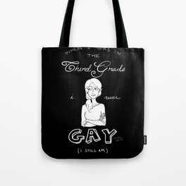 I'm Gay version 2 Tote Bag