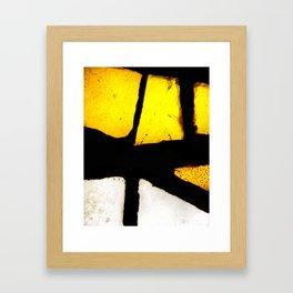 Light and Color II Framed Art Print