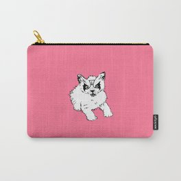 King Diameow Carry-All Pouch